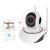 WIFI sans fil HD 1080P Smart Motion Caméra de vision nocturne pour détection de conversation à 360 ° PTZ