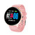 Bakeey B12 LED Indicator Light Remind Weather Music HR Blood Pressure Oxygen Monitor Smart Watch