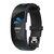 """XANES P3 0.96 """"OLEDカラースクリーンIP67防水スマートブレスレットECG + PPG血圧心拍モニターフィットネススマートウォッチ"""