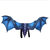 3D Halloween Cosplay Wings Dragon Wing Mardi Gras Dragon Costume Clothes