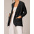 Women Casual Slim Solid Blazer Jacket Coats Cardigan with Pocket