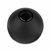 6 Speed Manual Gear Shift Knob Black Chrome For MINI R50 R52 R53 COOPER 25117542272