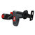 12V Lithium-Ion Cordless Reciprocating Saw Kit with 4x Wood Blades Wood Metal Cutting Power Tools
