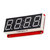 4 Digit 7-Segment 0.56' LED Display Tube Decimal 7 Segments HT16K33 I2C Clock Double Dots Module For Arduino