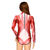 Womens Human Organs Swimwear Cosplay Costume Swimsuit Bathing Suit Party Clothes