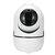 GUUDGO 1080P Caméra IP double caméra de sécurité avec son double antenne et son de sécurité, caméra de détection de mouvement nocturne