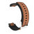 Bakeey Leather Silicone Watch Band Replacement Watch Strap for Amazfit Verge Lite