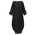 Women Loose Baggy Asymmetric Hem Long Maxi Dress