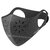 Half Face Respirator Mask Dust PM2.5 Proof Filtered Activated Carbon