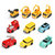 Scribing Induction Car Creative Follow Any Drawn Line Pen Inductive Cute Diecast Model for Children Gift
