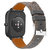 Bakeey 20MM Nylon Canvas Genuine Leather Watch Band For Amazfit GTS