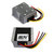 Waterproof 18-36V to 24V 5A Buck Regulator 24V 120W Automatic Step up and Step Down Module Power Supply Converter for Car Power