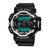 Đồng hồ đeo tay nam thể thao SANDA 599 đồng hồ bấm giờ hiển thị đồng hồ nam thời trang thể thao Disaplay