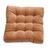8 Colors Corduroy Tatami Futon Pad Plush Thickening Seat Cushion for Home Office Window Balcony Yoga