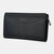 Baellerry Men Faux Leather Long Wallet Large Capacity Clutches Bags For Business Outdoor