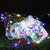 USB Waterproof Music Sound-activated 10M LED String Light Wedding Christmas Decor with 17Keys Remote Control