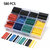 580pcs Set Heat Shrink Tube Assorted Insulation Shrinkable PVC Tube 2:1 Wire Cable Sleeve Kit