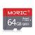 MORIC TF Cartão de Memória 128 GB 64GB 32GB Alta Velocidade TF Flash Cartão de Memória TF Cartões SD para Tablet câmera do telefone móvel