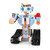 Mofun DIY 2.4G Block Building Programmable App/Stick Control Voice Interaction Smart RC Robot Toy Gift