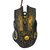 HXSJ H700 Fire Bird 6D 5500 DPI Colorful Backlight Wired Portable Optique Gaming Mouse