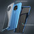 Bakeey 360º Curved Screen Front+Back Double-sided Full Body 9H Tempered Glass Metal Magnetic Adsorption Flip Protective Case For OnePlus 7T
