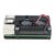 Armor Aluminum Alloy Case Protective Shell Metal Enclosure with Dual Fan for Raspberry Pi 4 Model B Only