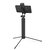 Blitzwolf BW-BS8 Extendable bluetooth Tripod Selfie Stick With LED Fill Light For Phone Sport Camera