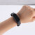Bakeey M4V Custom Dials Full Touch Screen Heart Rate Blood Pressure O2 Monitor Weather Push USB Charging Smart Watch