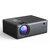 Blitzwolf® BW-VP1 LCD Proyektor 2800 Lumens Dukungan 1080P Memasukkan Beberapa Port Portabel Pintar Proyektor Home Theater Dengan Remote Control