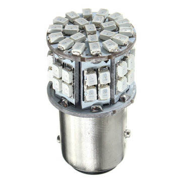 1157 BAY15D SMD 50 LED Mobil Turn Reverse Berhenti Lampu Rem LED Bulb 12V