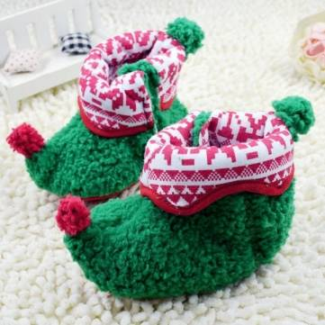 How can I buy Christmas Warmer Baby Toddler Newborn Cotton Cloth Shoes with Bitcoin