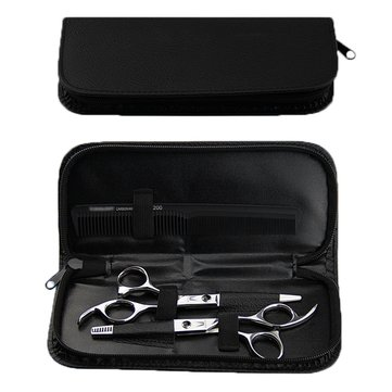 PU Hair Hair Salon Scissor Shear Tool Sipper Case Túi Bag