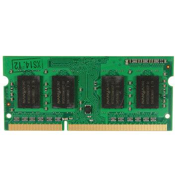 4GB DDR3-1600 PC3-12800 204pins Non-ECC Laptop Computer Memory RAM