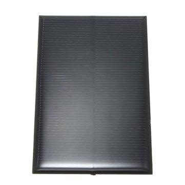 5V 250MA 1.25W Mini panneau solaire monocristallin