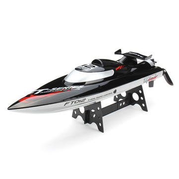 US$86.47 29% FT012 Upgraded FT009 2.4G Brushless RC Racing Boat RC Toys & Hobbies from Toys Hobbies and Robot on banggood.com