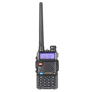 EU/UK/AU BAOFENG UV-5R Dual Band Transceiver Radio Walkie Talkie