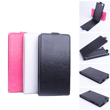Flip Pu Leather Protective Case Cover Blackberry Z3