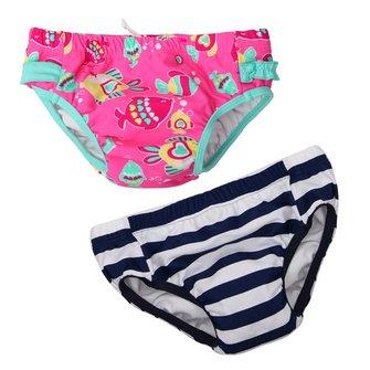 Baby Barn Kid Boys Girls Tecknad Style Swim Summer Badkläder Blöjor