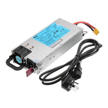 HP DC 12V 460W 38A Power Supply with XT60U-F Plug for ISDT Q6 SKYRC B6 NANO Battery Charger