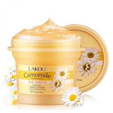 Lai Khẩu Exfoliator Cream Scrub Cutin Facial Exfoliating Moisturising Body Dead Skin Removal Gel