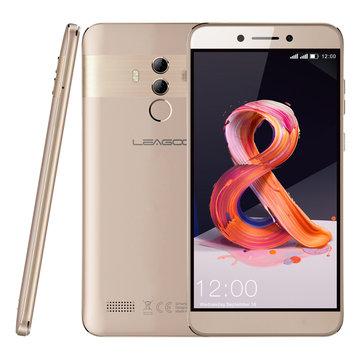 Leagoo T8s 5.5 Pollici FHD Android 8.1 Face Unlock 4 GB RAM 32GB ROM MTK6750T Octa-Core 4G Smartphone