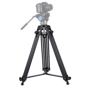PULUZ PU3003 Professional Heavy Duty Aluminum Alloy Tripod for DSLR SLR Camera Video Camcorder