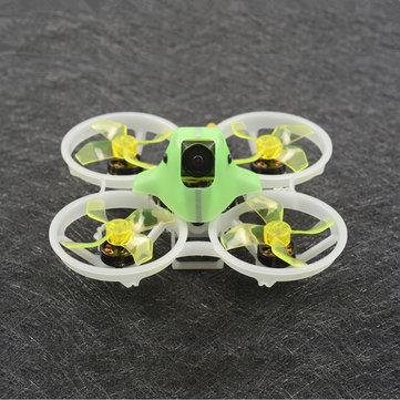 Skystars TinyFrog 75X Crazyfrog F4 OSD 75mm 2-3S FPV Racing Drone PNP BNF w/ Upgrade 15A BB2 ESC CADDX EOS2
