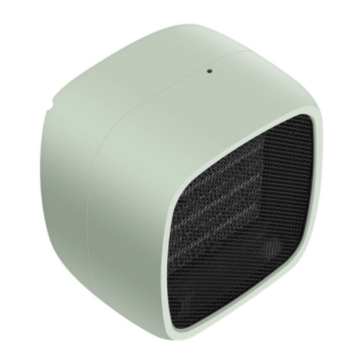 Buy Xiaomi Mijia Electric Heater Fan Home Office Desktop PTC Ceramic Heating Constant Temperature with Negative Ion Air Purification with 10 on Gipsybee.com