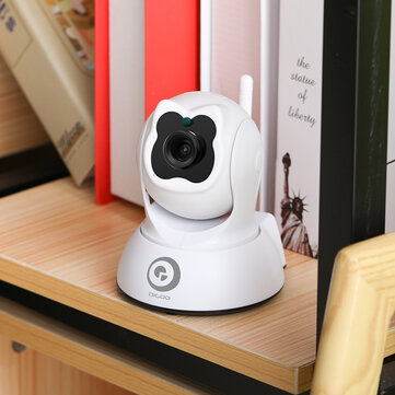 DIGOO DG-BM01 355° HD PTZ Two-way Audio Movement Detection  Smart WIFI IP Camera ONVIF TF Card & Amazon Cloud Storage Security Alarm Monitor