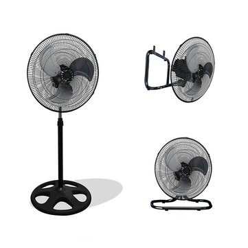 How can I buy 3in1 Industrial Fan Premium Large High Industrial Black Floor Fan 18inch Floor Stand Mount Oscillating RV Travel Fan with Bitcoin