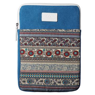 Tablet Vertical Caso com Textura Design para Tablet de 13,3 polegadas - Azul