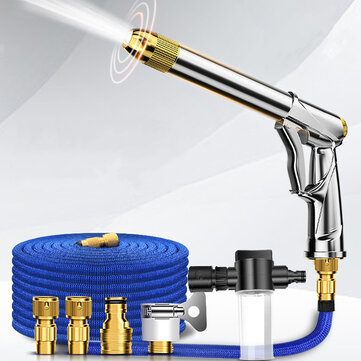 Car High Pressure Water Tool Jet Garden Washer Hose Wand Nozzle Sprayer Watering Spray Sprinkler Cleaning Tool