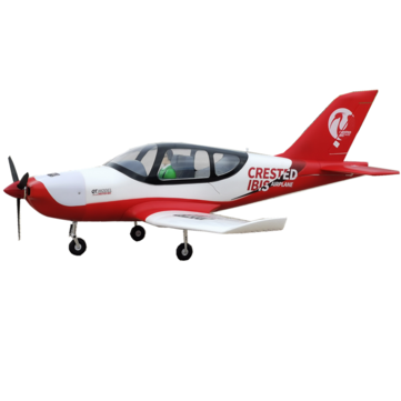 CRESTED IBIS V2 1220mm Wingspan Business Jet Seaplane RC Airplane KIT/PNP