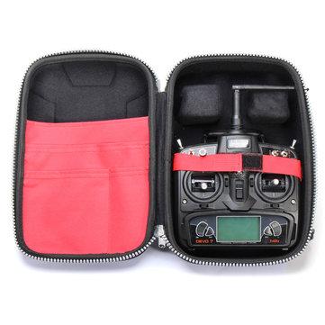 Waterproof Suitcase Case Bag For Frsky Walkera RadioLink FlySky JR Transmitter